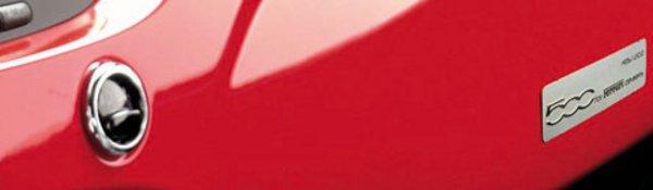 La Fiat 500 voit rouge