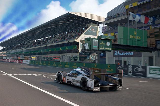 La fièvre du Mans gagne GT Sport