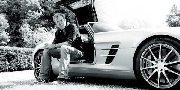 Top Gear : clap de fin pour Jeremy Clarkson