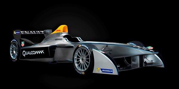 La Formula E 2014 dévoilée à Francfort