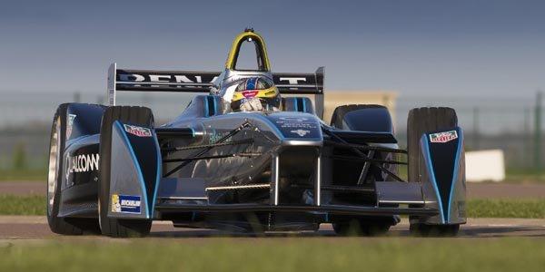 La Formula E bientôt en action à Vegas