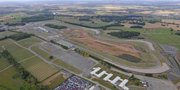 La Formula E s'installe à Donington Park
