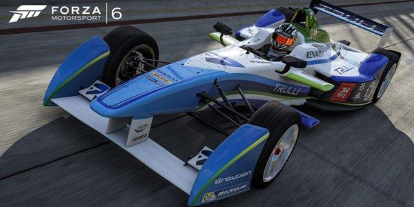 La Formula E sera dans Forza Motorsport 6