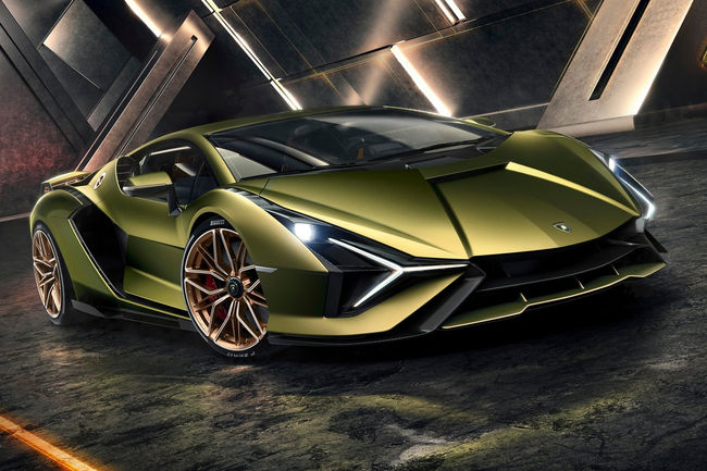 Lamborghini : pas de supercondensateurs pour la remplaçante de l'Aventador