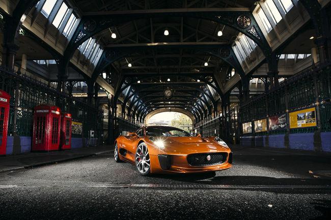 Jaguar : la future F-Type inspirée du concept C-X75 ?