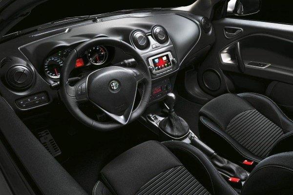 La gamme alfa romeo volue actualit automobile for Interieur alfa romeo mito