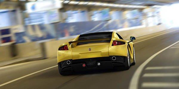 La GTA Spano débarque à Dubaï