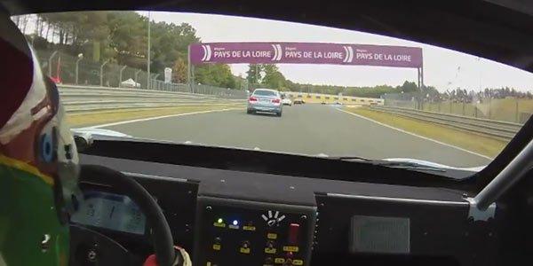La Leaf Nismo RC au Mans