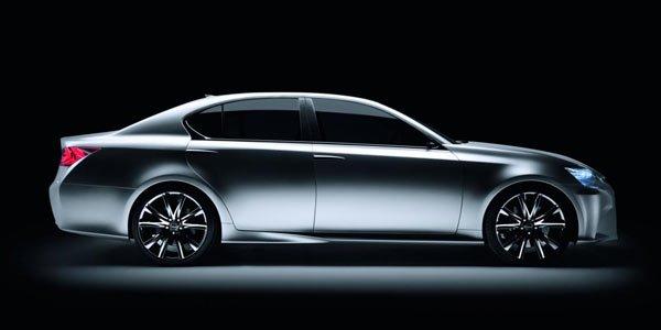 La Lexus LF-Gh dévoilée