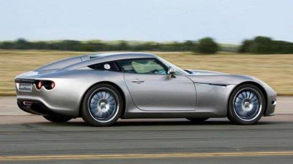 La Lightning GT pour 2012