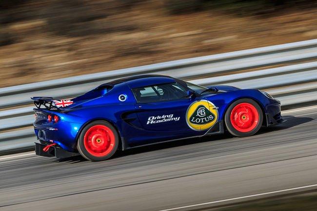 La Lotus Driving Academy débarque en France