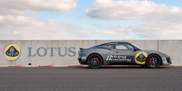 La Lotus Driving Academy va s'exporter