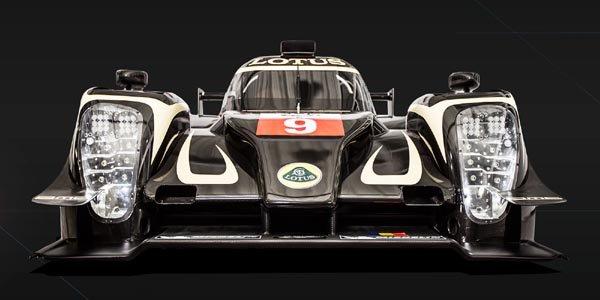 La Lotus LMP P1/01 dévoilée au Mans