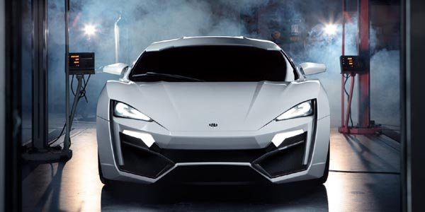 Lykan Hypersport : bientôt en production