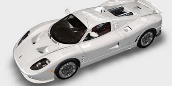 De Macross GT1, la supercar canadienne
