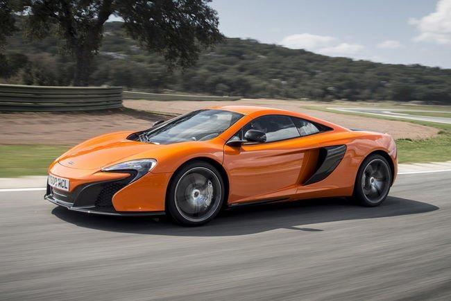 La McLaren 720S dévoilée à Genève ?
