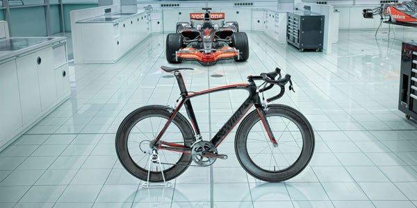 La McLaren des vélos de course