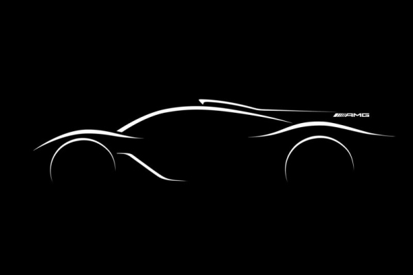 Mercedes-AMG Project One : premiers pas en piste
