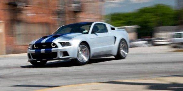 La Ford Mustang fait son cinéma