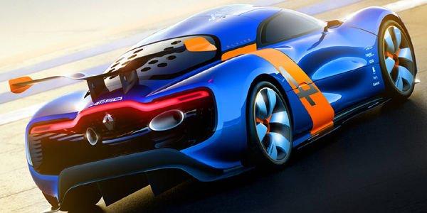 La nouvelle Alpine arrivera en 2016