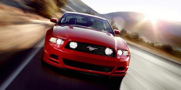 La nouvelle Ford Mustang en approche