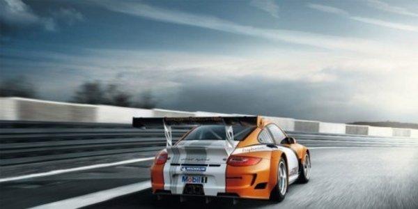 LMS : Porsche 911 GT3 R Hybrid