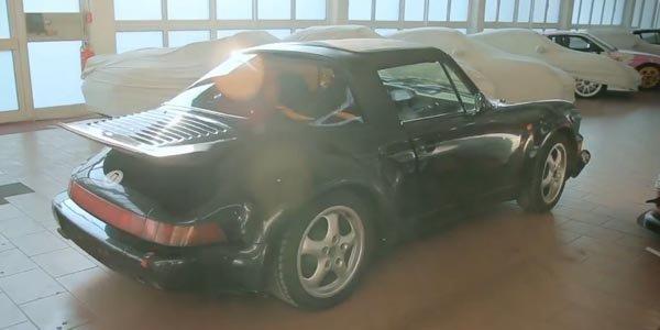 """Les 911 """"secrètes"""" du musée Porsche"""