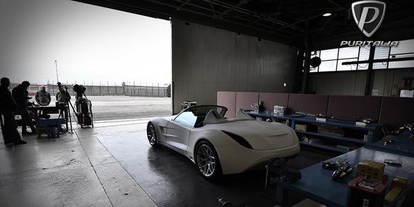 la puritalia 427 bient t en piste actualit automobile motorlegend. Black Bedroom Furniture Sets. Home Design Ideas