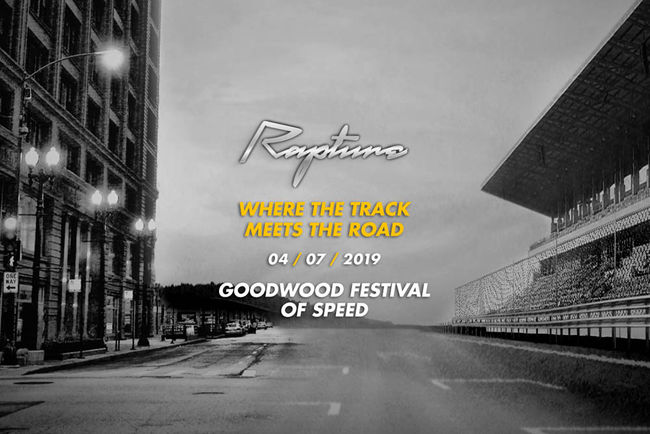 La nouvelle Radical Rapture attendue à Goodwood