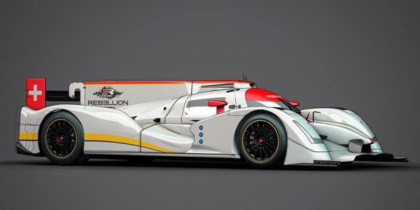 La Rebellion R-One LMP1 prend forme