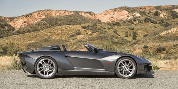 La Rezvani Beast entre en production