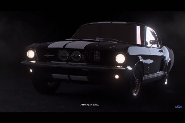 Une nouvelle Mustang Shelby GT500 en approche