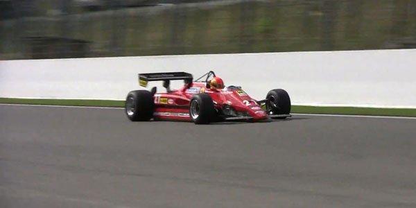 Nostalgie : la sonorité des F1 d'époque, du V6 au V12