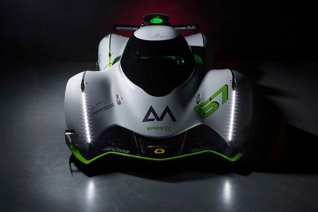 Spice-X SX1 : la voiture de course électrique pour tous