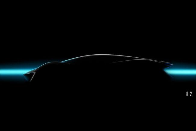 Genève : un teaser pour la Supercar de Techrules