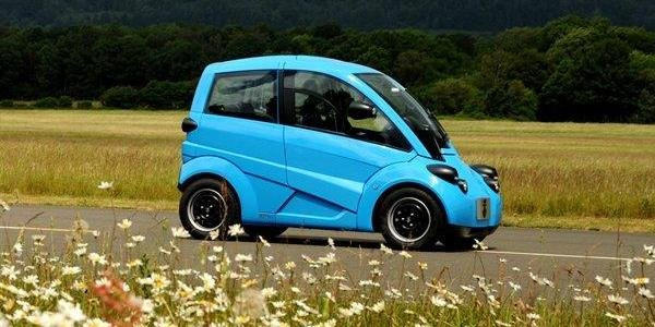 La T27 de Gordon Murray