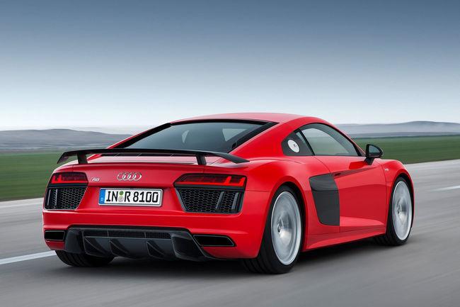 Audi : 8 millions de modèles quattro en circulation