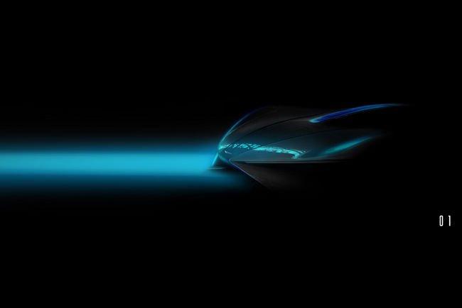 Techrules dévoile les lignes de sa Supercar GT96