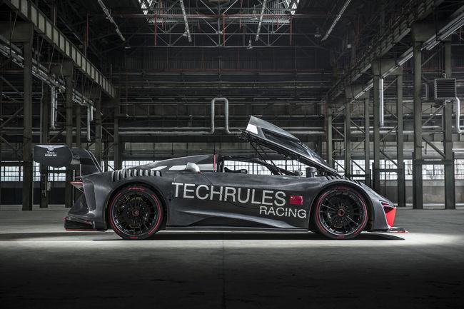 Techrules présente sa Ren RS à Genève