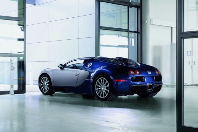 Cote en hausse pour les Bugatti EB110 et Veyron