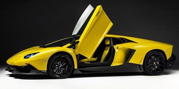 Bilan des ventes 2013 Lamborghini