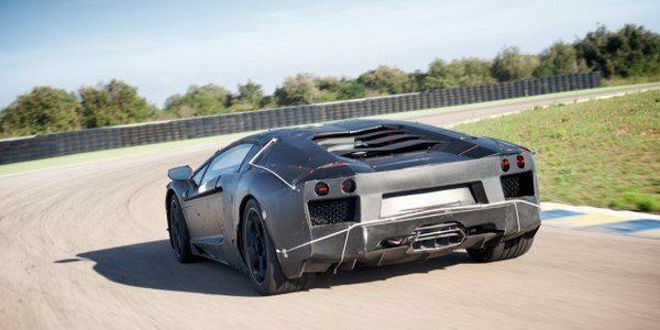 Lamborghini célèbre l'Italie