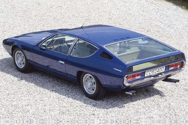 Lamborghini : un successeur pour l'Espada ?