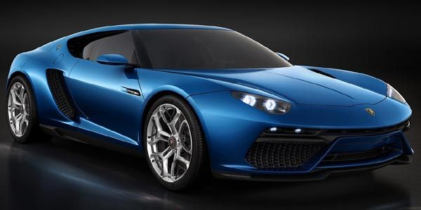 Lamborghini Asterion : vers la production ?