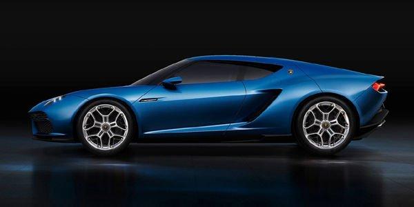 Le projet Lamborghini Asterion en stand-by