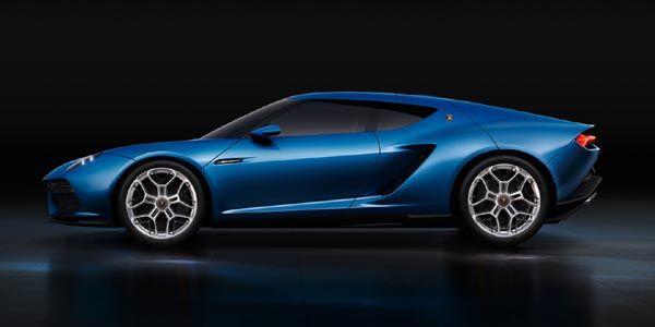 Lamborghini Asterion LPI 910-4 : 910 ch hybride