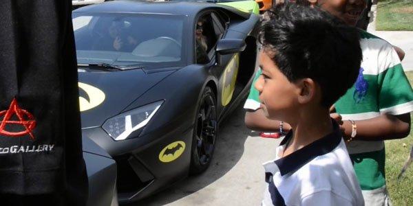 Anniversaire : 7 ans, 7 Lamborghini !