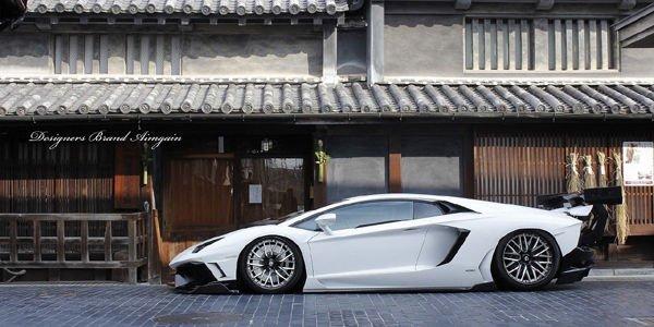 Lamborghini GT Aventador par Aimgain