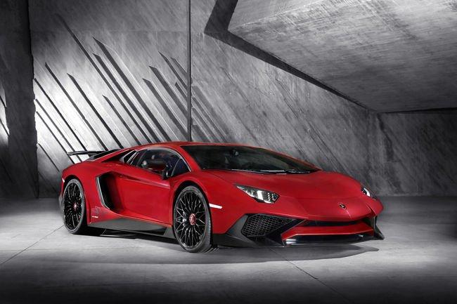 Lamborghini Aventador : 5000 exemplaires produits