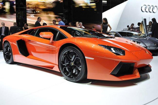 Lamborghini Aventador S : arrivée imminente